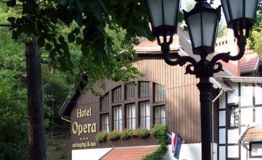 Hotel Opera *** Antiaging & SPA