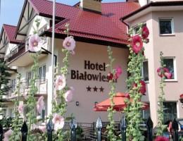 HOTEL BIAŁOWIESKI ***