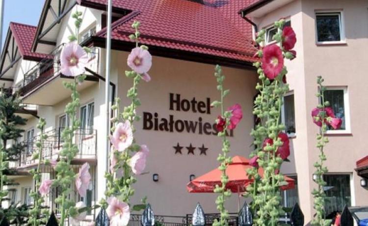zdjęcie obiektu, HOTEL BIAŁOWIESKI ***, Białowieża