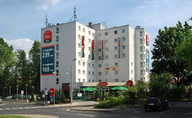 Hotel Ibis Warszawa Ostrobramska