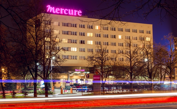Hotel **** Hotel Mercure Toruń Centrum / 10