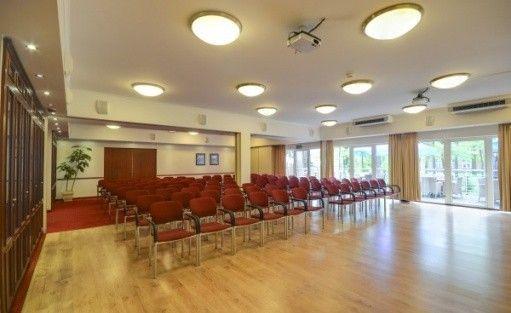 zdjęcie sali konferencyjnej, Hotel Mościcki**** Resort & Conference, Spała