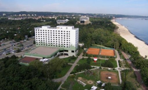 zdjęcie obiektu, Novotel Gdańsk Marina, Gdańsk