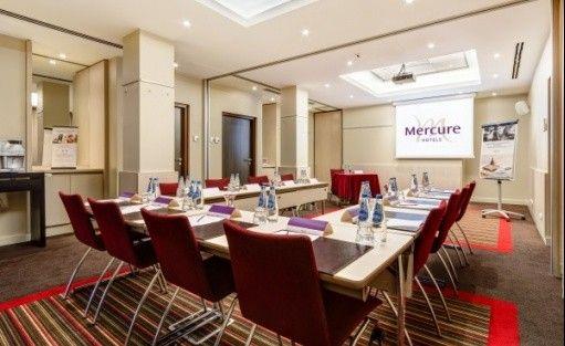 zdjęcie sali konferencyjnej, Hotel Mercure Warszawa Grand, Warszawa