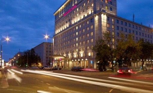 zdjęcie obiektu, Hotel Mercure Warszawa Grand, Warszawa
