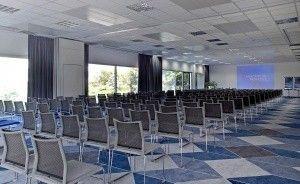 zdjęcie sali konferencyjnej, Novotel Katowice Centrum, Katowice