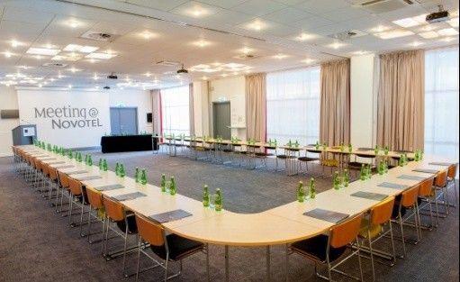 zdjęcie sali konferencyjnej, Novotel Kraków Centrum, Kraków