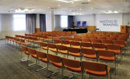 zdjęcie sali konferencyjnej, Novotel Szczecin Centrum, Szczecin