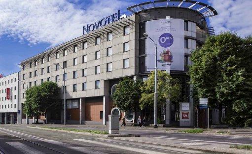 Hotel **** Novotel Szczecin Centrum / 0