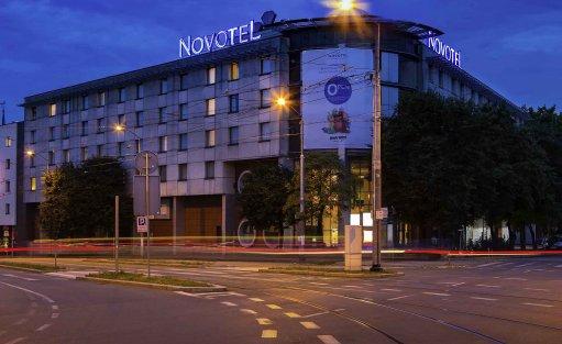 Hotel **** Novotel Szczecin Centrum / 1