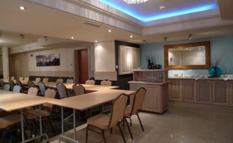 zdjęcie sali konferencyjnej, Hotel Villa Baltica, Sopot