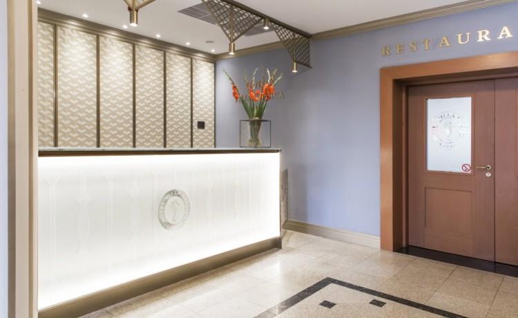 Hotel *** Hotel Villa Baltica / 0