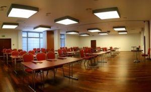 zdjęcie sali konferencyjnej, Hotel Olympic, Ustroń