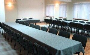 zdjęcie sali konferencyjnej, Pensjonat Pod Pilskiem, Korbielów