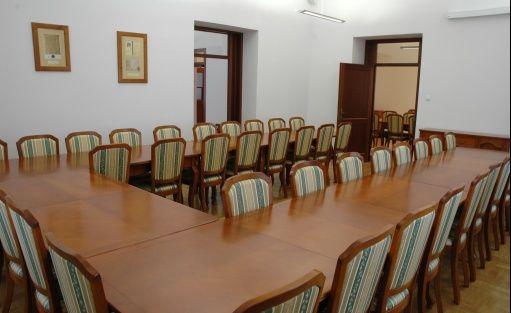 Sala konferencyjna Dworek Uniwersytetu Rolniczego, ul. Balicka 253 Kraków  / 0