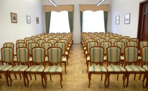 Sala konferencyjna Dworek Uniwersytetu Rolniczego, ul. Balicka 253 Kraków  / 1