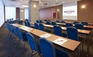 zdjęcie sali konferencyjnej, Mercure Warszawa Centrum, Warszawa