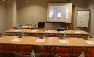 zdjęcie sali konferencyjnej, Hotel System POP w Krakowie, Kraków