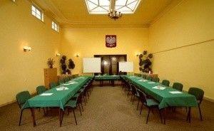 zdjęcie sali konferencyjnej, Hotel Europa***, Jelenia Góra