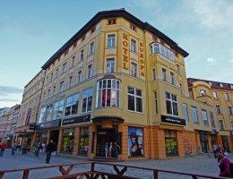 Hotel Europa *** w Jeleniej Górze