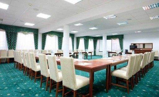 zdjęcie sali konferencyjnej, Hotel Robert's Port **** Lake Resort & SPA, Mikołajki