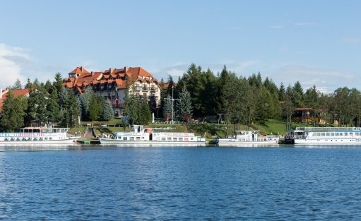 Hotel **** Hotel Robert's Port **** Lake Resort & SPA / 0
