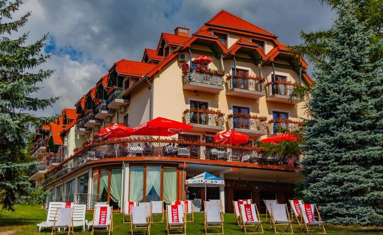 Hotel **** Hotel Robert's Port **** Lake Resort & SPA / 1