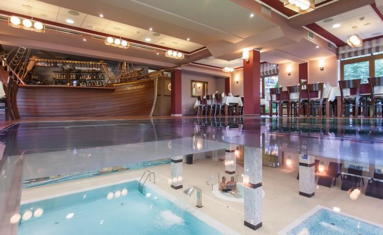 Hotel **** Hotel Robert's Port **** Lake Resort & SPA / 20