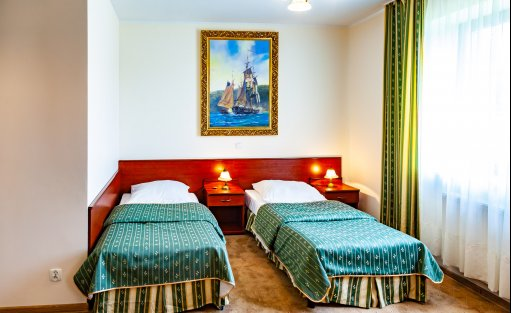 Hotel **** Hotel Robert's Port **** Lake Resort & SPA / 9