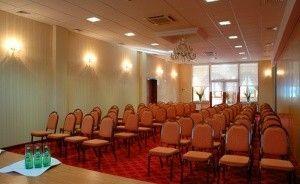 zdjęcie sali konferencyjnej, Hotel U Pietrzaków, Warszawa