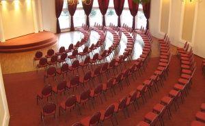 zdjęcie sali konferencyjnej, Hotel Azzun Orient SPA & Wellness****, Barczewo