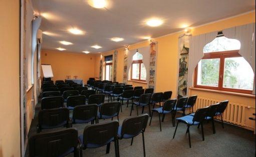 zdjęcie sali konferencyjnej, ArtHotel Nikifor, Krynica-Zdrój