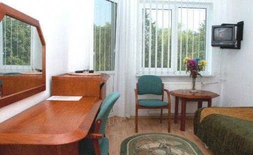 zdjęcie pokoju, Centrum Edukacji Statystycznej GUS, Jachranka k. Warszawy