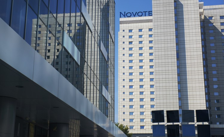 Hotel **** Novotel & ibis Poznań Centrum / 2