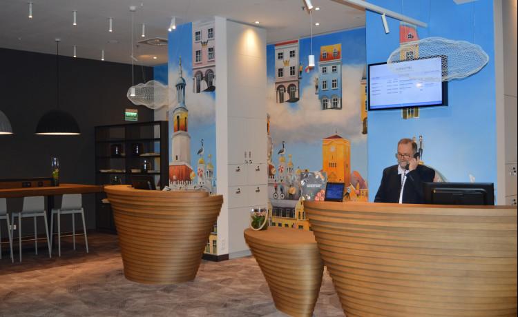 Hotel **** Novotel & ibis Poznań Centrum / 9