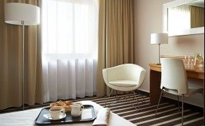 NOVOTEL POZNAŃ CENTRUM Hotel **** / 0