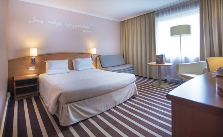 Hotel **** Novotel & ibis Poznań Centrum / 15