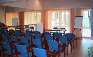 zdjęcie sali konferencyjnej, Ośrodek Rehabilitacyjno Wypoczynkowy Gawra, Szklarska Poręba