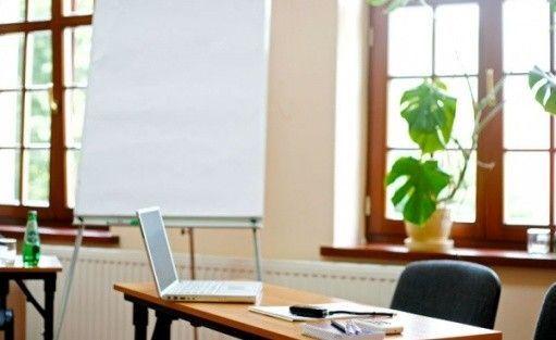 zdjęcie sali konferencyjnej, Rezydencja Apollo, Karpacz