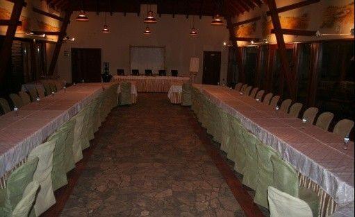 zdjęcie sali konferencyjnej, Hotel i Restauracja PLON***, Syców