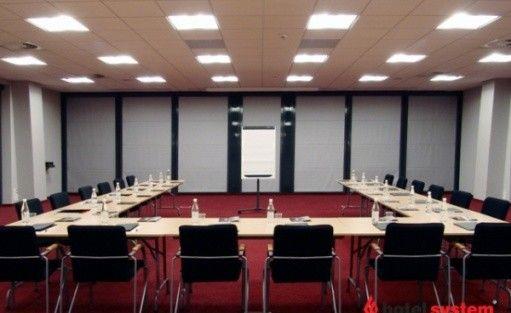 zdjęcie sali konferencyjnej, Hotel System PREMIUM we Wrocławiu, Wrocław