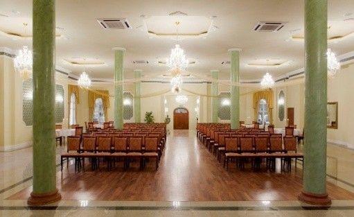 zdjęcie sali konferencyjnej, Hotel Garden, Bolesławiec