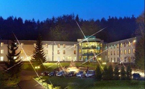 zdjęcie obiektu, Hotel Uzdrowiskowy St.George, Kudowa Zdrój
