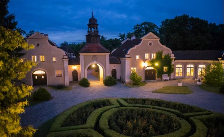 Hotel *** Pałac i Folwark Galiny / 1