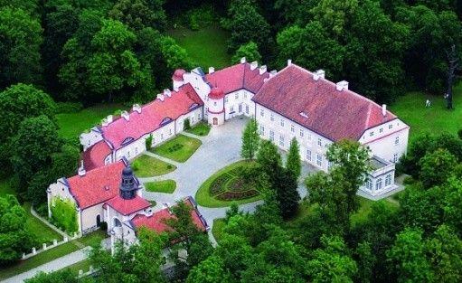 zdjęcie obiektu, Pałac i Folwark Galiny, Bartoszyce