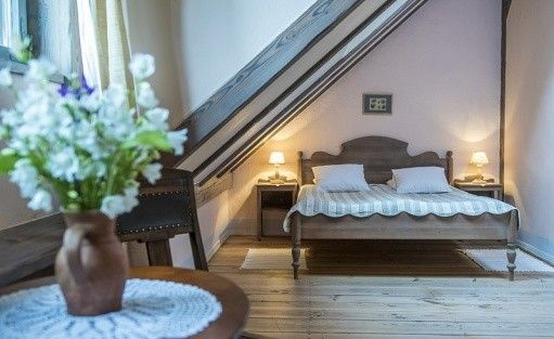 Hotel *** Pałac i Folwark Galiny / 10