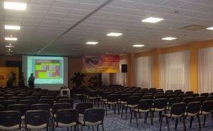 zdjęcie sali konferencyjnej, Hotel 500 - Cieszyn, Cieszyn