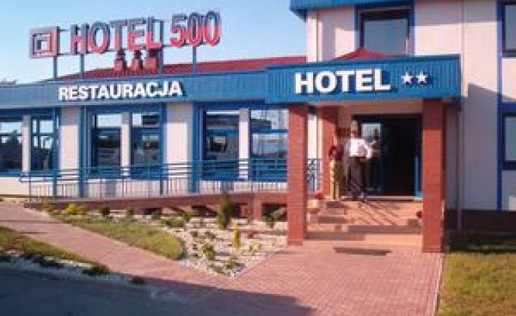 zdjęcie obiektu, Hotel 500 - Cieszyn, Cieszyn