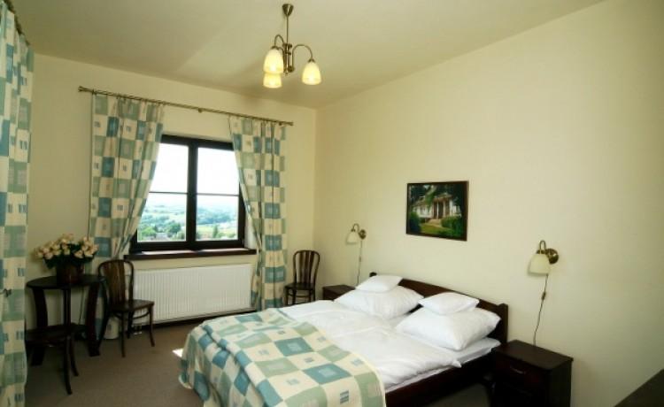 zdjęcie pokoju, Folwark Zalesie, Wieliczka
