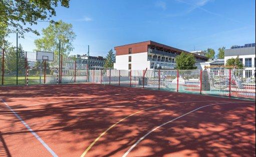 Obiekt szkoleniowo-wypoczynkowy Primavera Jastrzębia Góra / 1